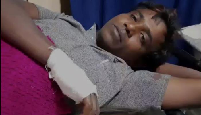 ফের হাত কাটা গেল, কালনায় এবার হামলার মুখে TMC কর্মী