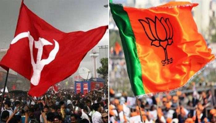 মিছিল ঘিরে উত্তেজনা, CPIM কর্মীদের মারধরের অভিযোগ BJP-র বিরুদ্ধে