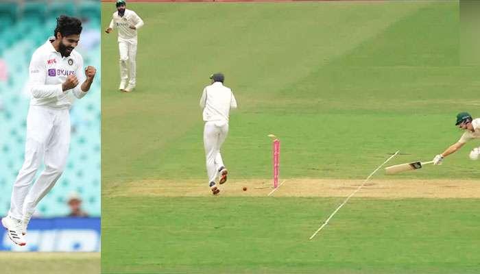 Ind vs Aus: শতরানকারী স্মিথকে সাজঘরে ফেরাল জাদেজার Bullet Throw, দেখুন ভিডিয়ো