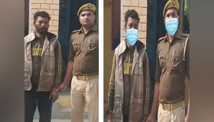 Photoshop Mask পরে হাসির পাত্র যোগীর পুলিস, লোকজন বলছে, Digital India