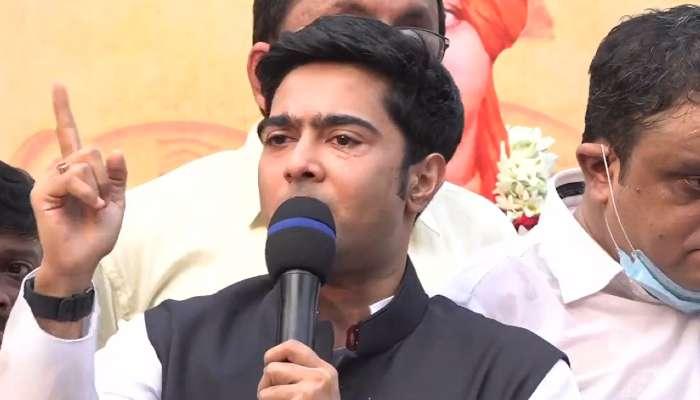 কলকাতায় কেন ৩ হাজার কোটির স্বামীজি-নেতাজির মূর্তি হবে না? BJP-কে নিশানা Abhishek-র