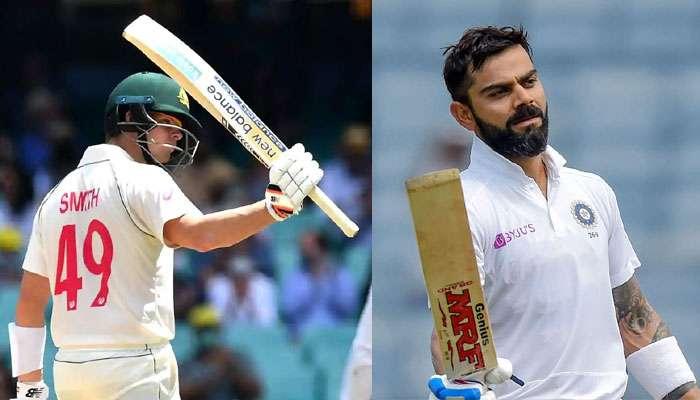 ICC Test Rankings: বিরাট কোহলিকে টপকে গেলেন Steve Smith