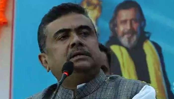 Left-Congress কর্মীরা মিছিলে যান, তবে ভোটটা দিন BJP-কে: Suvendu