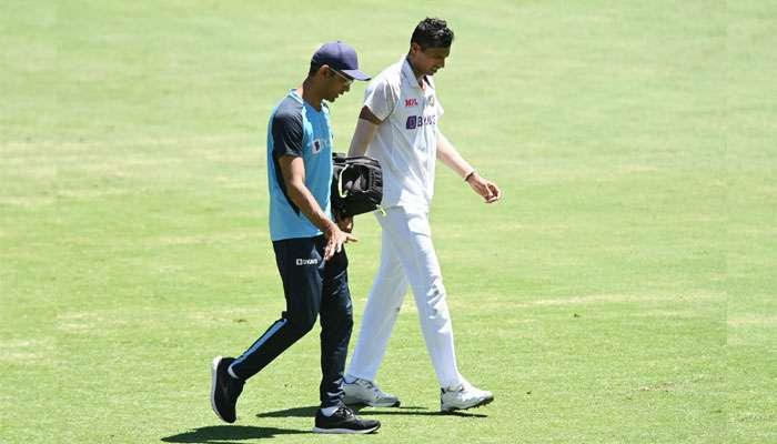 Ind vs Aus: চোট পিছু ছাড়ছে না, Brisbane-এ খোঁড়াতে খোঁড়াতে মাঠ ছাড়লেন ভারতীয় পেসার