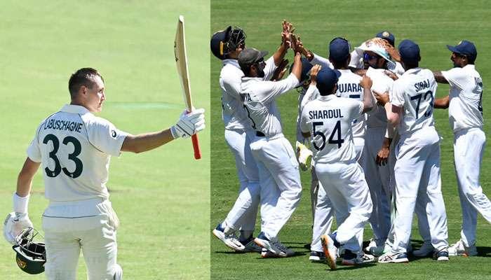 Ind vs Aus: লাবুশানের শতরান, বড় রানের পথে Australia,গাব্বায় অনভিজ্ঞ ভারতীয় বোলারদের লড়াই