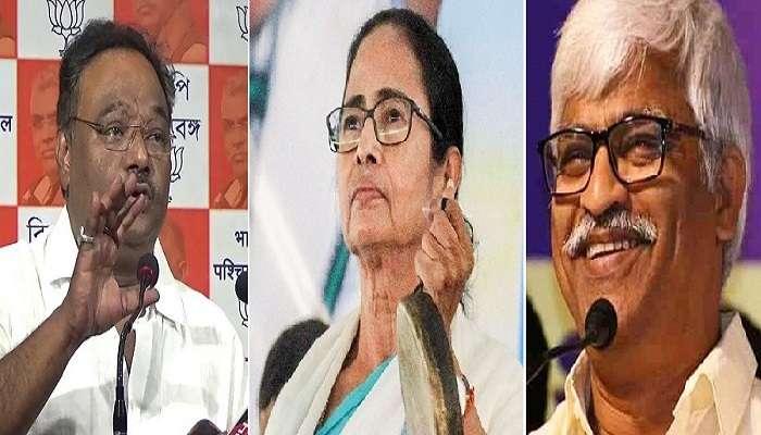 ভবানীপুরে পাল্টা চমক দেবে BJP: Samik, এটা Mamata-র হার স্বীকার : Sujan