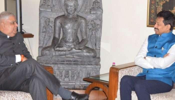 গ্রহণ করেছেন রাজীবের ইস্তফাপত্র, টুইটে জানালেন রাজ্যপাল