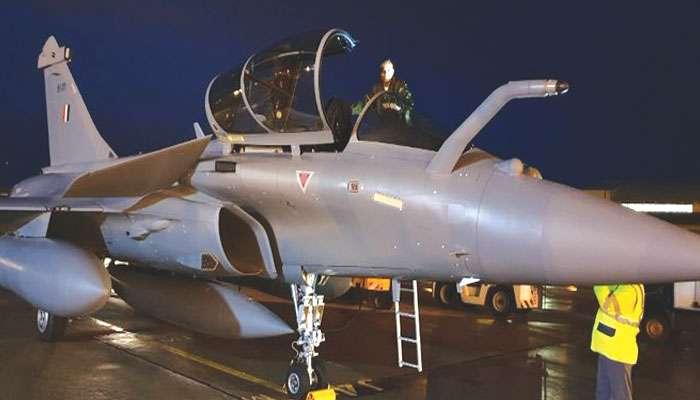বাড়ল IAF-র শক্তি, ফ্রান্স থেকে টানা উড়ে ভারতে এল আরও ৩ Rafale Jet