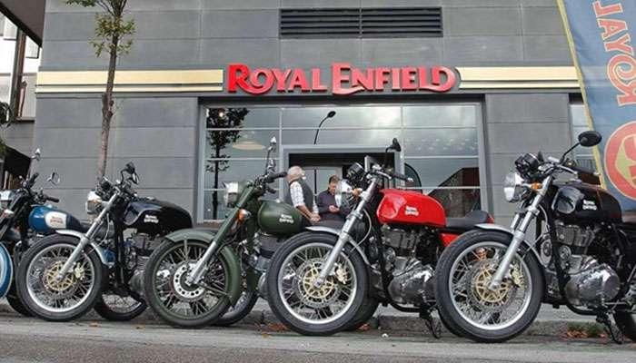 জাপানে পৌঁছে গেল Royal Enfield, খুলল নতুন showroom