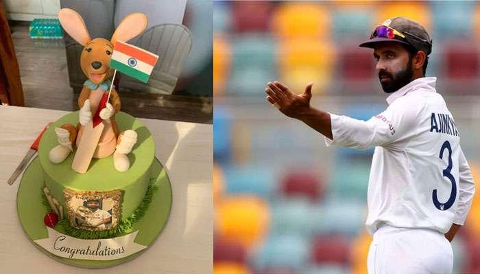সেদিন Kangaroo Cake কেন কাটেননি? ব্যাখ্যা দিলেন Ajinkya Rahane