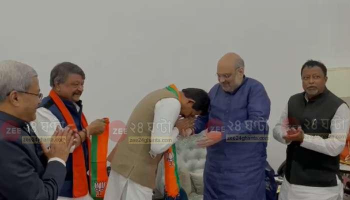 'বাংলার জন্য স্পেশাল প্যাকেজ চাই,' শাহি দরবারে BJP-তে Rajib