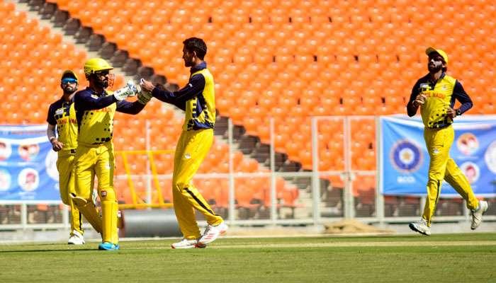 Syed Mushtaq Ali Trophy 2021: বরোদাকে হারিয়ে চ্যাম্পিয়ন দীনেশ কার্তিকের তামিলনাডু