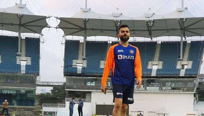 Ind vs Eng: চেন্নাইয়ে প্রথম টেস্টে কি তিন স্পিনার নিয়ে নামবেন Virat Kohli?