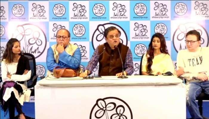 ''কৃতজ্ঞতা রয়েছে, বেইমানি করতে পারব না'', TMC-তে যোগ নিয়ে বললেন Deepankar De