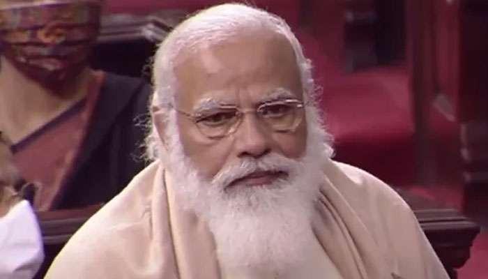 PM Modi-র চোখে জল! চার সাংসদের বিদায়বেলায় আবেগপ্রবণ প্রধানমন্ত্রী