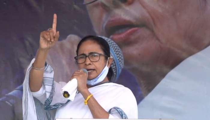 'যা ছিল বাম, তাই হয়েছে শ্যাম', Modi-র পথেই হাঁটলেন Mamata