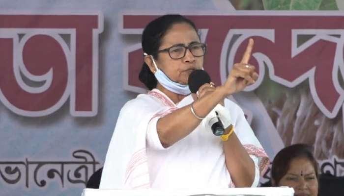'প্রার্থী দেখবেন না, এটা আমার ভোট', একুশে ফিরলেন ষোলোর Mamata