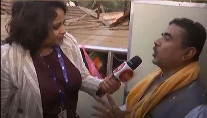 ১৮য় করতে দেয়নি, ১৯এ লুঠ করেছে, এবার দক্ষিণ ২৪ পরগনার সব আসনেই BJP জিতবে : Exclusive Suvendu