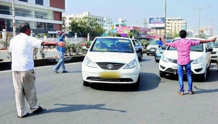 আজ কলকাতা শহরে Ola Uber ধর্মঘট
