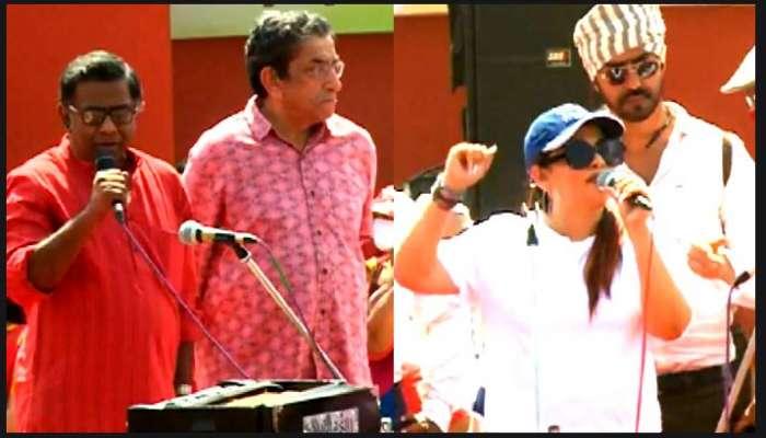 TMC, BJP-র মতো বাম ব্রিগেডেও তারকারা