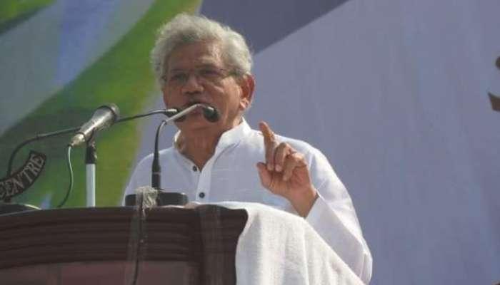 বিধানসভা ত্রিশঙ্কু হলে BJP-র সঙ্গে সমঝোতা করবেন Mamata: Yechury