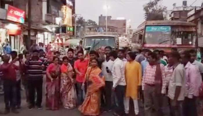 BJP কর্মীকে মারধরের অভিযোগ, অভিযুক্তকে গ্রেফতারের দাবিতে উত্তেজনা বাগদায়