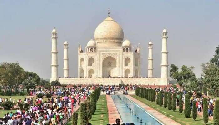 Taj mahal-য়ে বোমাতঙ্ক, ফাঁকা করে দেওয়া হল গোটা চত্বর