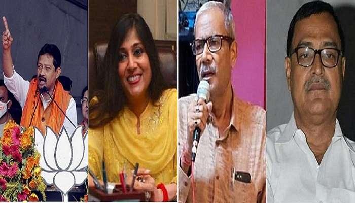 WB assembly election 2021 : দলবদলু রাজীব, বৈশালি, শীলভদ্র, মিহিরদের 'হারানোর' চ্যালেঞ্জ নিলেন কোন কোন TMC Candidate