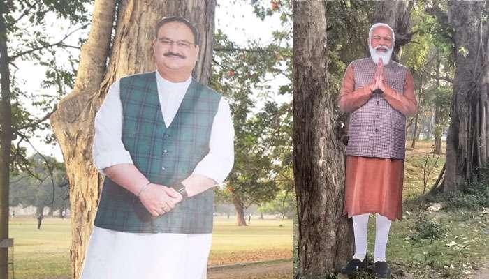 WB Assembly Election 2021: রবিবার কলকাতায় মোদী, এলাহি আয়োজনে ব্রিগেড চত্বরে প্রস্তুতি তুঙ্গে