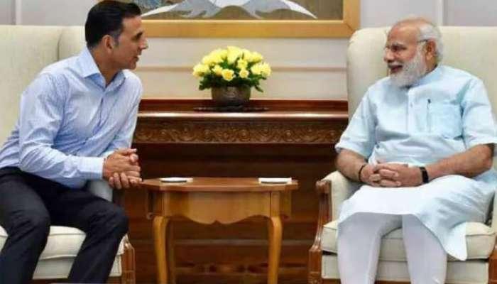 WB assembly election 2021 : রবিবার Modi-র ব্রিগেডে থাকতে পারেন Akshay Kumar