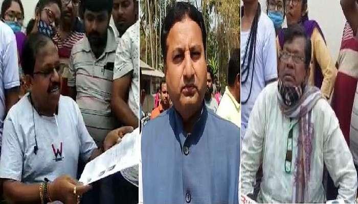 WB Assembly Elections 2021: প্রার্থী 'না পসন্দ', উত্তর ২৪ পরগনায় TMC-তে ভাঙন, দল ছাড়লেন ২ নেতা