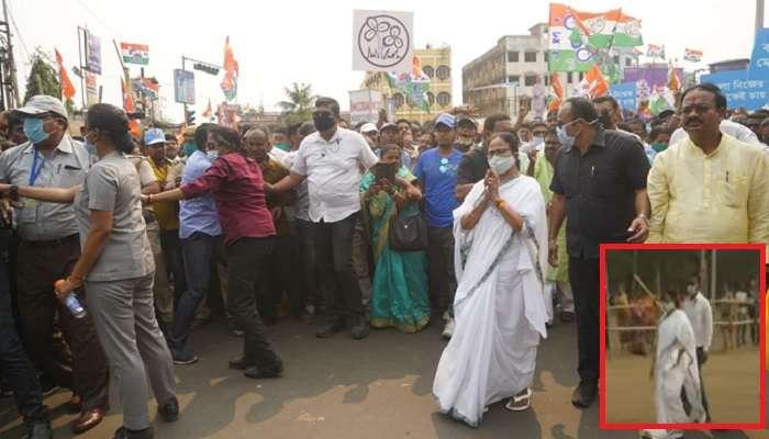 WB assembly election 2021 : 'Mamata-র হয়ে নন্দীগ্রামে ভোটপ্রচারে সাদা পোশাকের পুলিস', কমিশনে অভিযোগ BJP-র