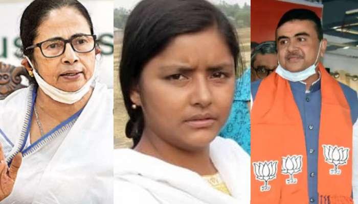 WB Assembly Election 2021: নন্দীগ্রামে দুই হেভিওয়েটের মাঝে CPM প্রার্থী 'বাংলার তরুণ মেয়ে'