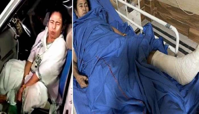WB assembly election 2021 : Mamata-র উপর 'হামলা', Nandigram থানায় দায়ের হল FIR