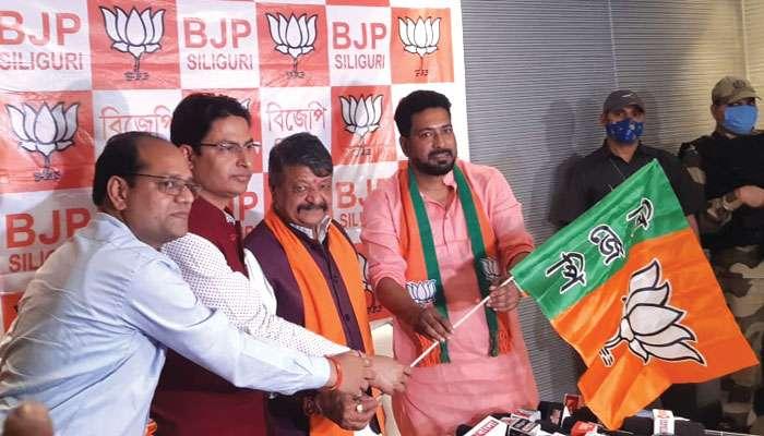 WB Assembly Election 2021: Vijayvargiya-র হাত ধরে পদ্ম শিবিরে প্রাক্তন CPM নেতা শঙ্কর ঘোষ
