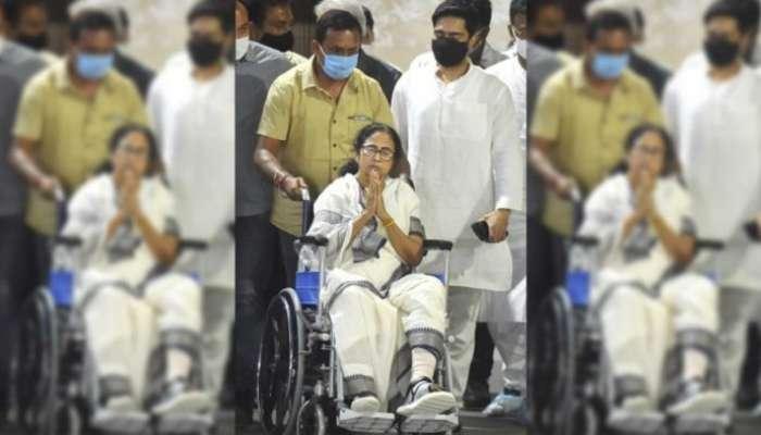 West Bengal Assembly Election : হুইলচেয়ারে করেই সোমবার থেকে জেলা সফরে Mamata