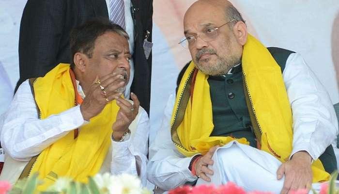 WB assembly election 2021 : একুশের ভোটে নদিয়া থেকে লড়ছেন Mukul? শাহের তলবে রাতেই দিল্লি যাচ্ছে বঙ্গ ব্রিগেড