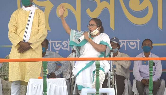 WB Assembly Election 2021 LIVE: সব বিনা পয়সায়, এমনকি মরে গেলেও দু-হাজার টাকা পাবেন: মমতা