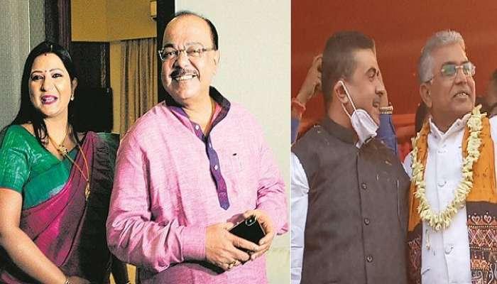 WB election 2021 : Sovan-Baisakhiর ইস্তফা থেকে Suvenduর পদপ্রাপ্তি, মুখ খুললেন Dilip Ghosh