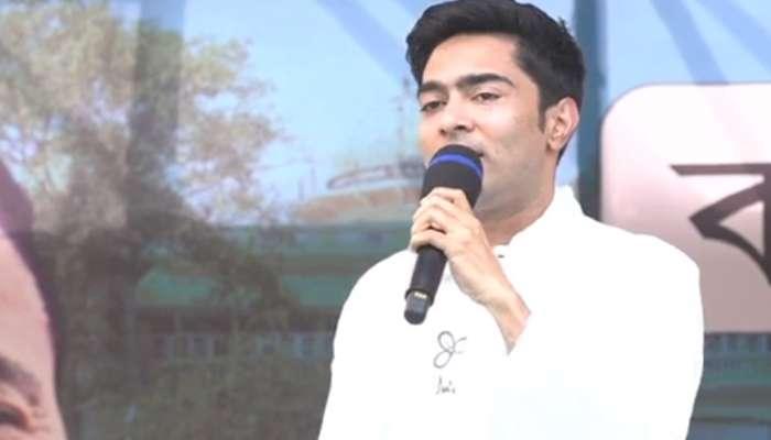 West Bengal Election 2021 Live: পা ভেঙেছেন, জঙ্গলমহলের মানুষ গণতান্ত্রিকভাবে আপনাদের মাজা ভাঙবে: Abhishek