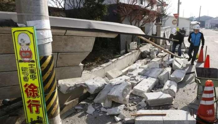 Great East Japan Earthquake-এর দশ বছরে Japan-য়ে ফের তীব্র ভূমিকম্প