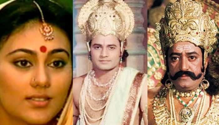সেই নয়ের দশক থেকে 'Ramayana' ও 'Mahabharat' এই অভিনেতারা যোগ দিয়েছেন BJP-তে