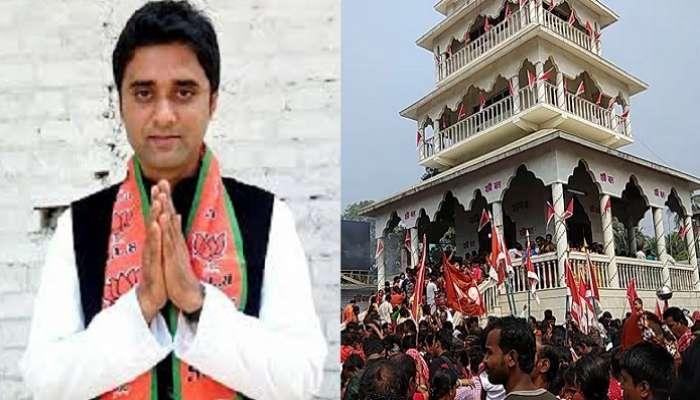 WB assembly election 2021 : মতুয়া মন জয়ে গাইঘাটায় BJP প্রার্থী বড়মার নাতি সুব্রত, কাশীপুর-চৌরঙ্গি বিতর্কেরও অবসান
