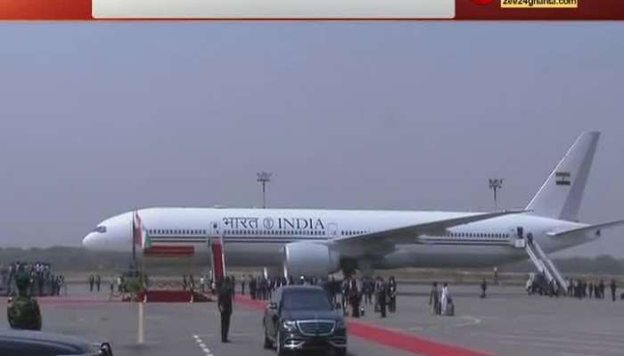 Narendra Modi Arrived Dhaka for their 100years of friendship