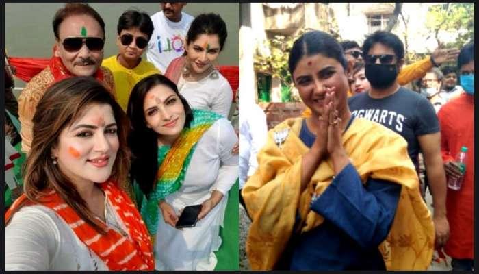 'পায়েল, শ্রাবন্তী ও তনুশ্রীদের ছোট্ট ভুল হয়েছে', ক্ষমা চাইলেন বরানগরের BJP প্রার্থী Parno