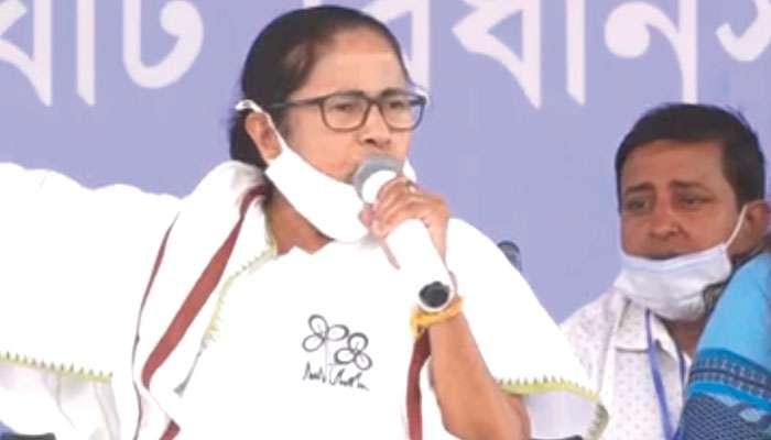 WB Assembly Election 2021: বলরামপুরে আমার গাড়িতে দুমদাম মেরেছে, শুধু ভোট বলে চেপে যাচ্ছি: Mamata