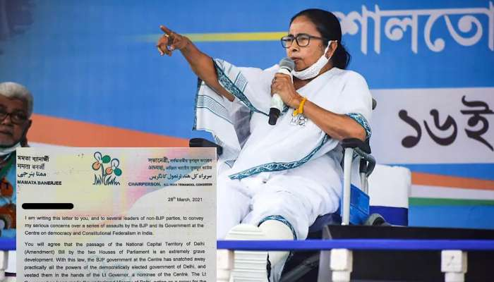 West Bengal Election 2021: দফা সাতে বিকল্পের ডাক, সনিয়া-কেজরীর মতো ১৪ অবিজেপি নেতানেত্রীকে Mamata-র পত্র