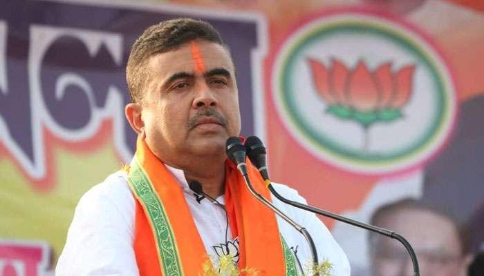 WB Assembly Election 2021: 'আন্টিকে শান্ত থাকতে হবে', ভোট দিয়ে বেরিয়ে মমতাকে ঠেস শুভেন্দুর