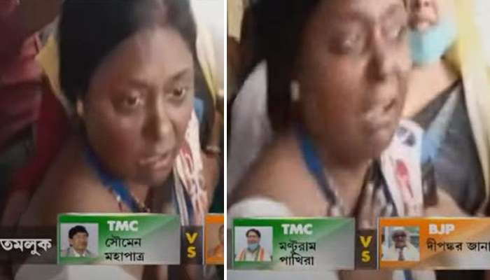 WB assembly election 2021 : ফের উত্তেজনা কেশপুরে, আক্রান্ত  শিউলি সাহার এজেন্ট, কান্নায় 'ভেঙে পড়লেন' TMC প্রার্থী