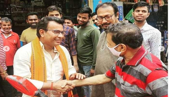 Bengal Election 2021: Rudranil-কে প্রচারে 'বাধা', প্রশাসনের সাহায্য না মেলার অভিযোগ